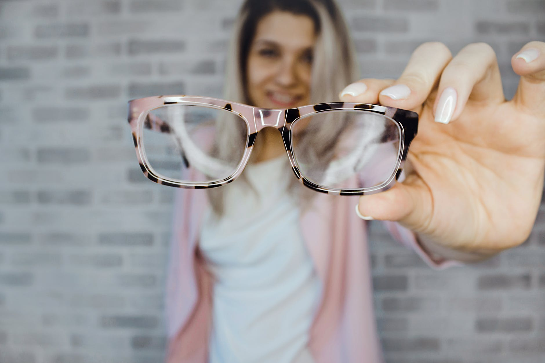 Can't See Your Way Through A Future With Glasses? It's Time To Change Your Attitude