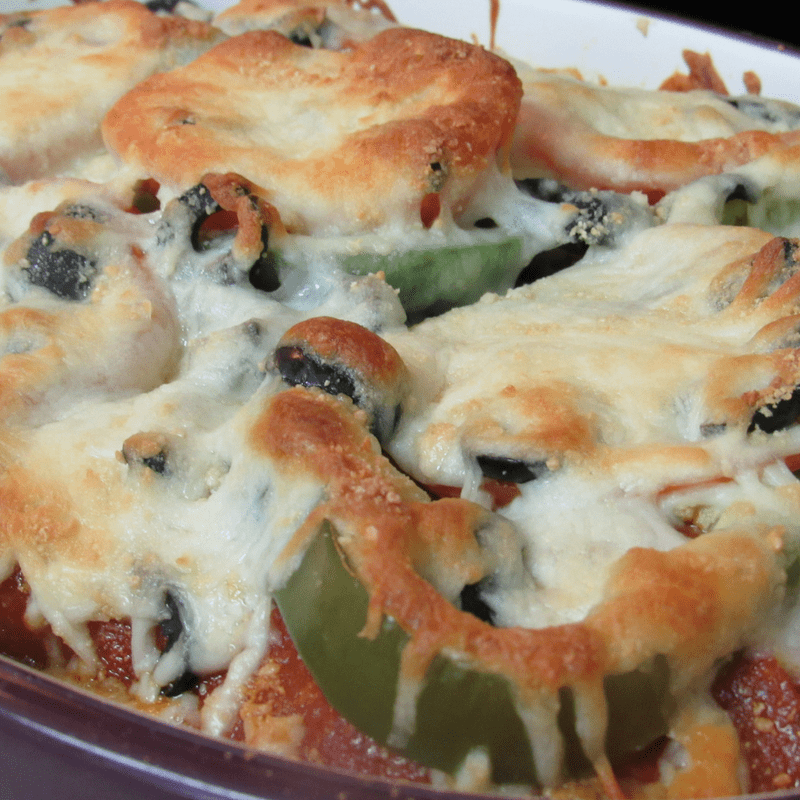 My Cheap And Easy Pizza Casserole Recipe Is Divine