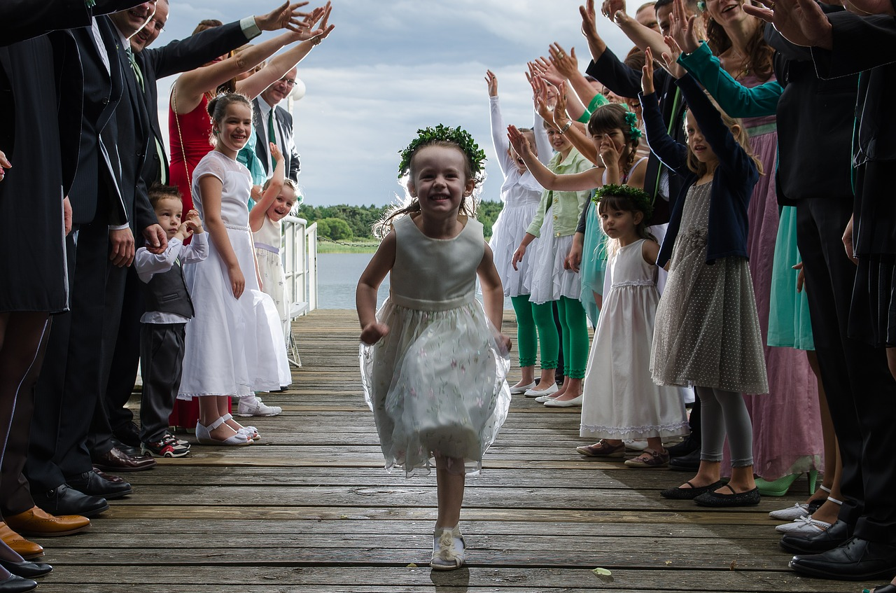 The Ultimate Guide To Kids At Weddings
