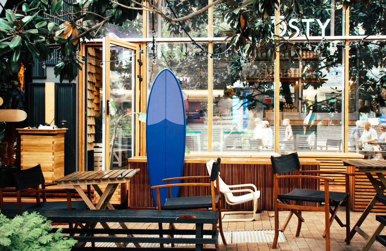 Popular Restaurant and Café Design Trends in 2018 – Shabby