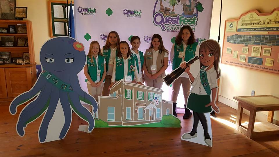Girl Scouts of Historic Georgia to Hold Second Epic Summer Quest
