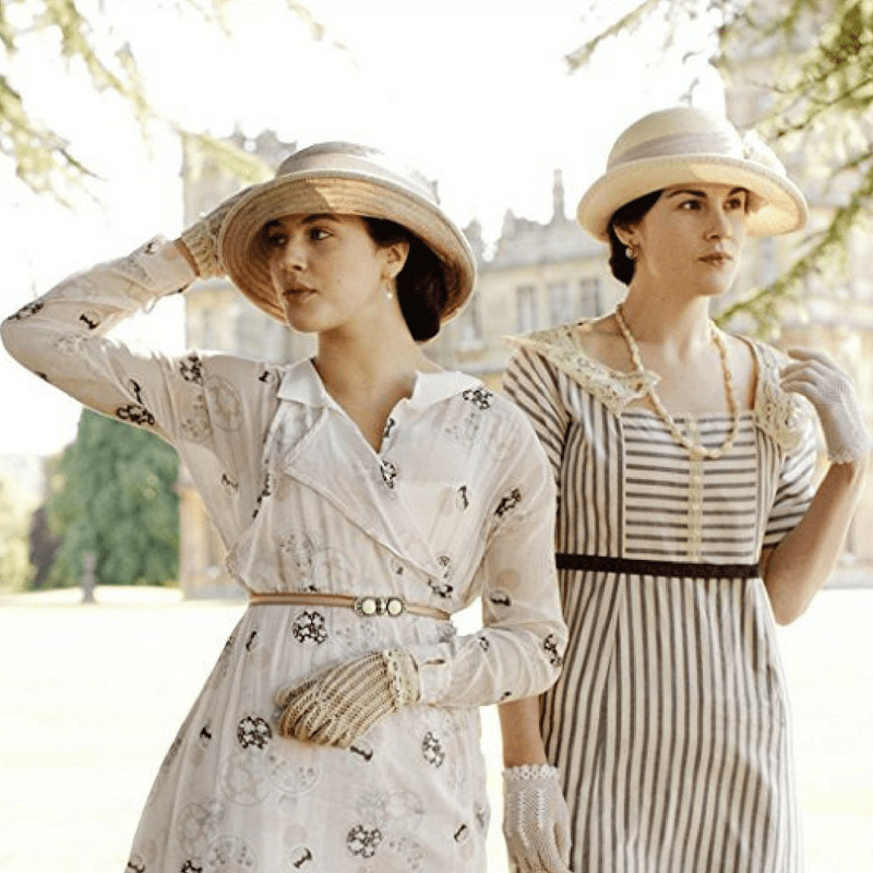 "1920s ""Downton Abbey"" Inspired Clothing"