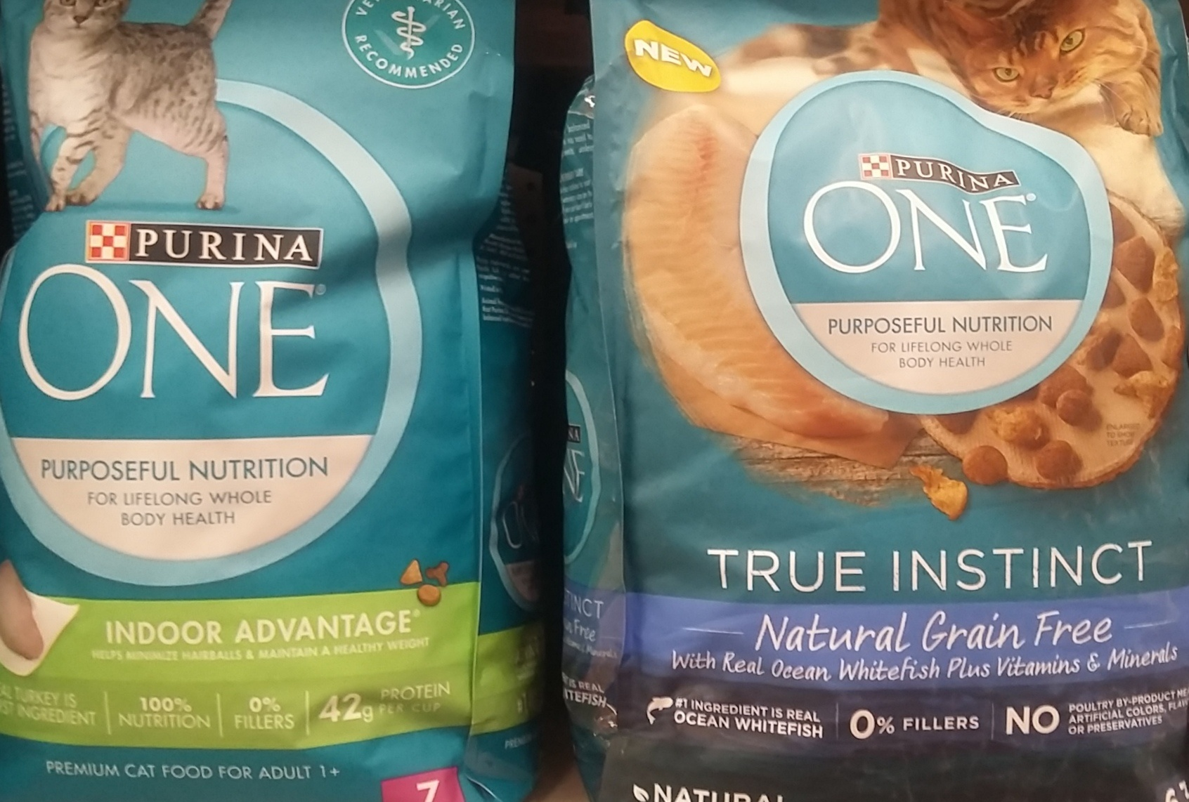 Get a $3 off coupon and a personalized food recommendation for your cats and dogs from Purina ONE® #PurinaONEPets