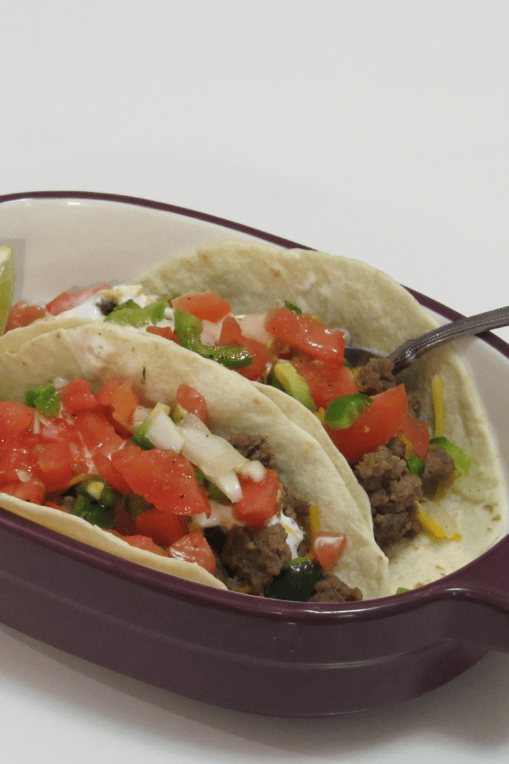 These One-Pan Beef Tacos are Amazing EveryPlate