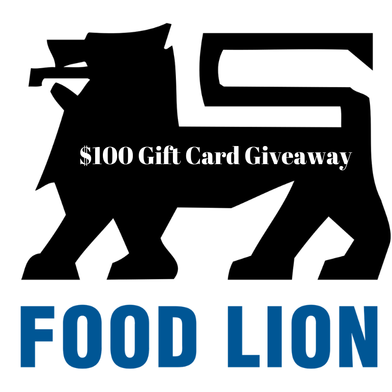 Giveaway $100 GC Food Lion and Companion Pets Review