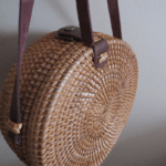 Boho Chic Rattan Ata Round Crossbody Bag Giveaway