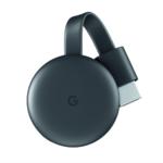 See it. Stream it.  Google Chromecast Streaming Media Player.