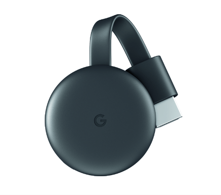 See it. Stream it. Google Chromecast Streaming Media Player. #ad @BestBuy @madebygoogle *IMAGE
