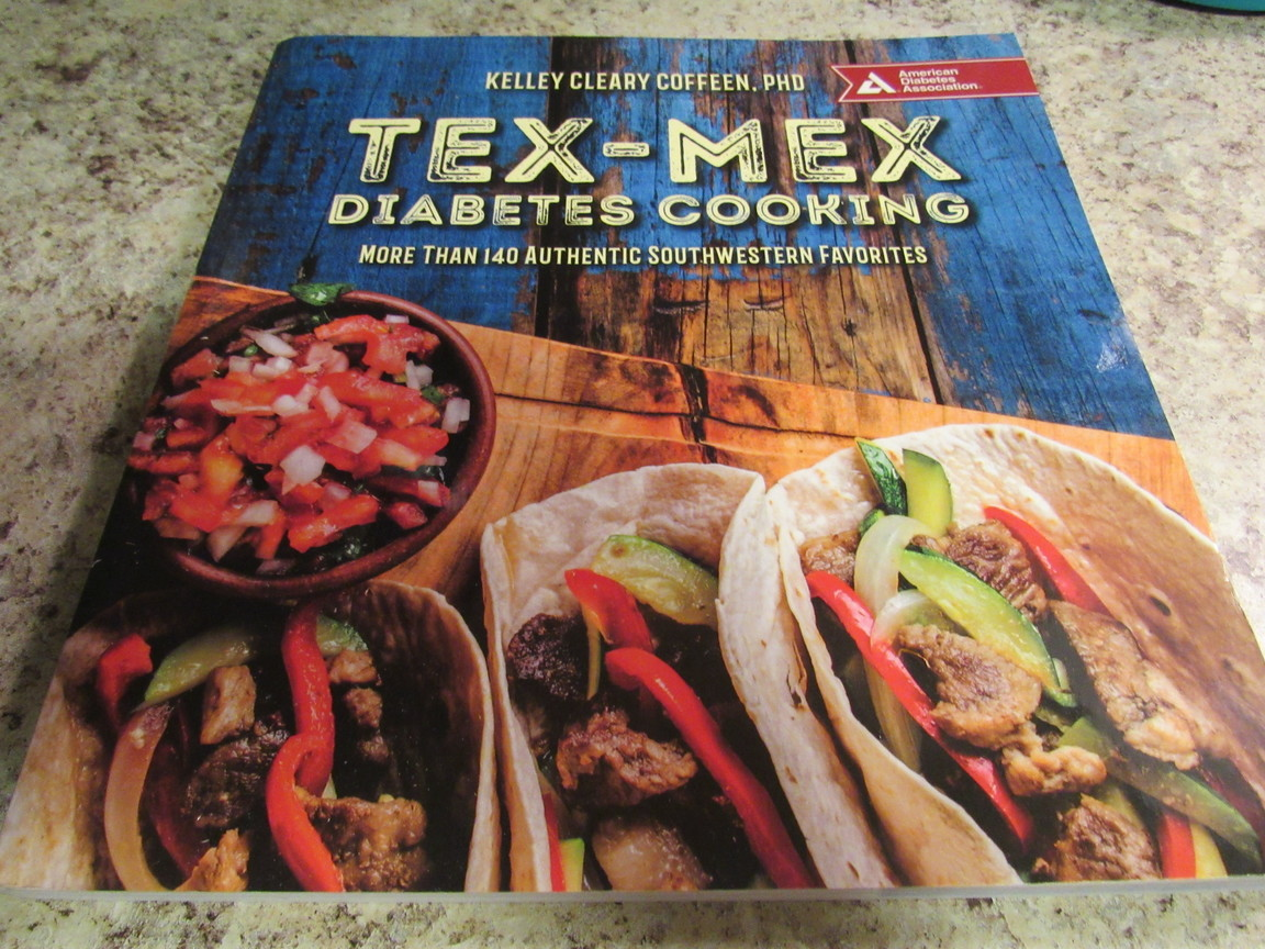 Tex-Mex Made Healthy by Southwest Cookbook Author Kelley Coffeen