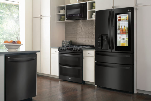 My Dream LG Matte Black Kitchen @BestBuy, @LGUS, #ad