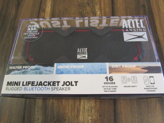 Altec Lansing Mini LifeJacket Jolt Speaker