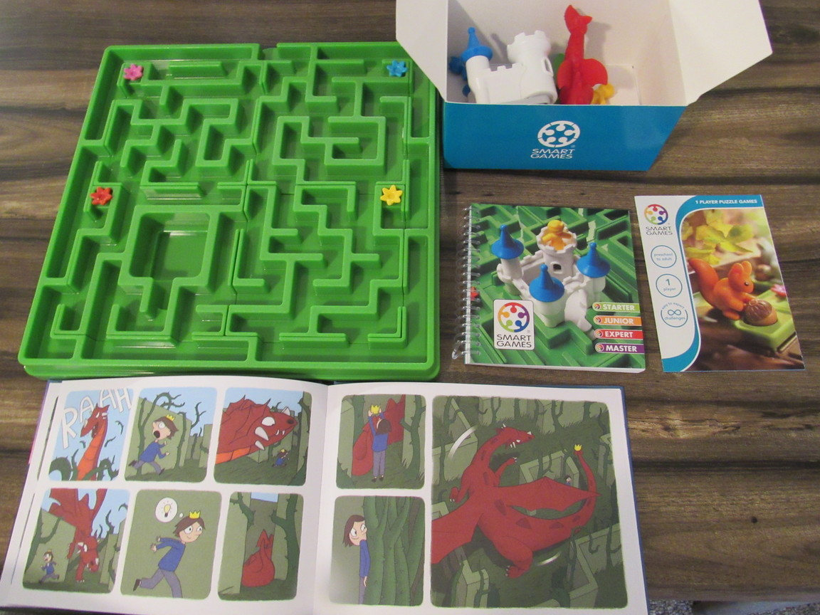 Single Player Games, Preschool, Smart Games
