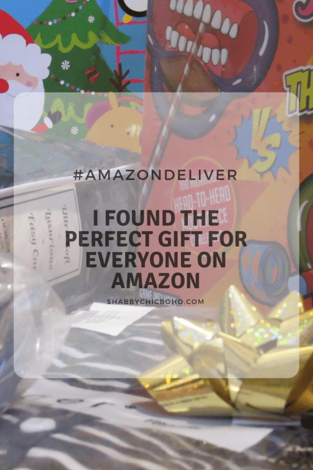 Holiday Shopping Online At Amazon #ad #AmazonDeliver