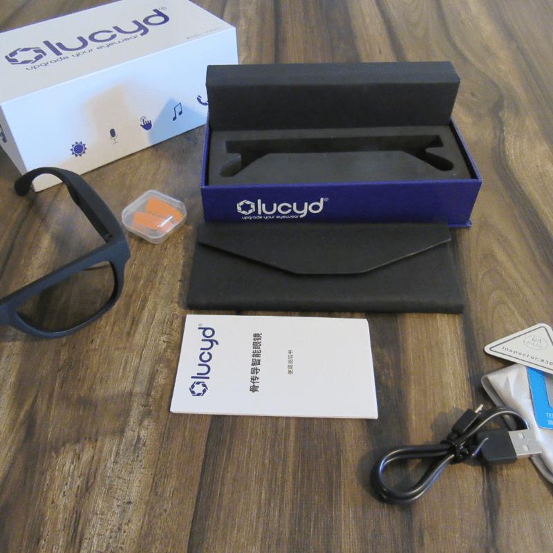 Bluetooth Enabled Eyewear