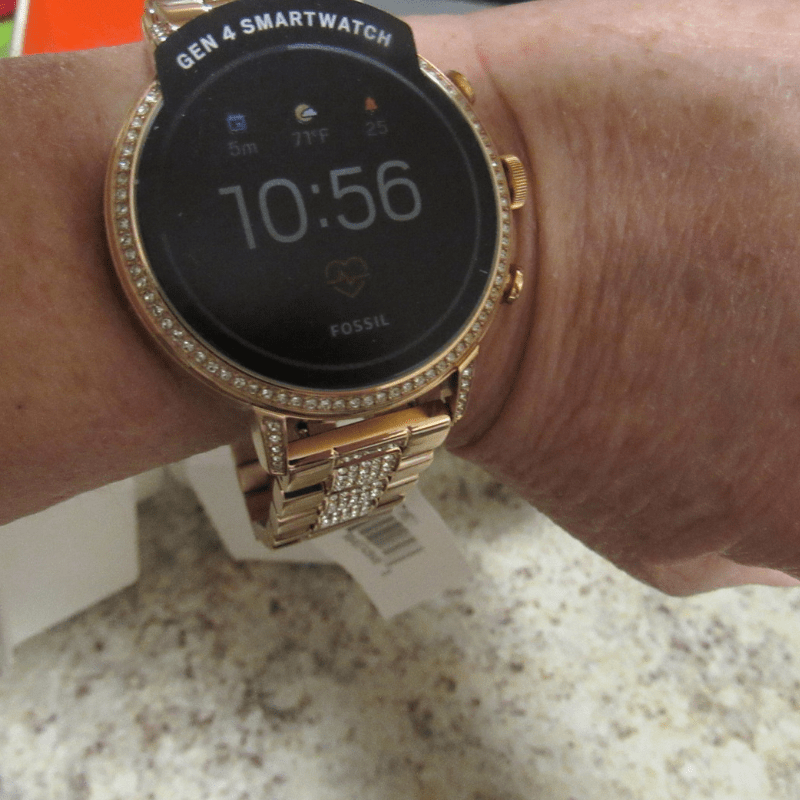 Save Now On Fossil Gen 4 Venture HR Smartwatch @Fossil @BestBuy #Fossilstyle #ad