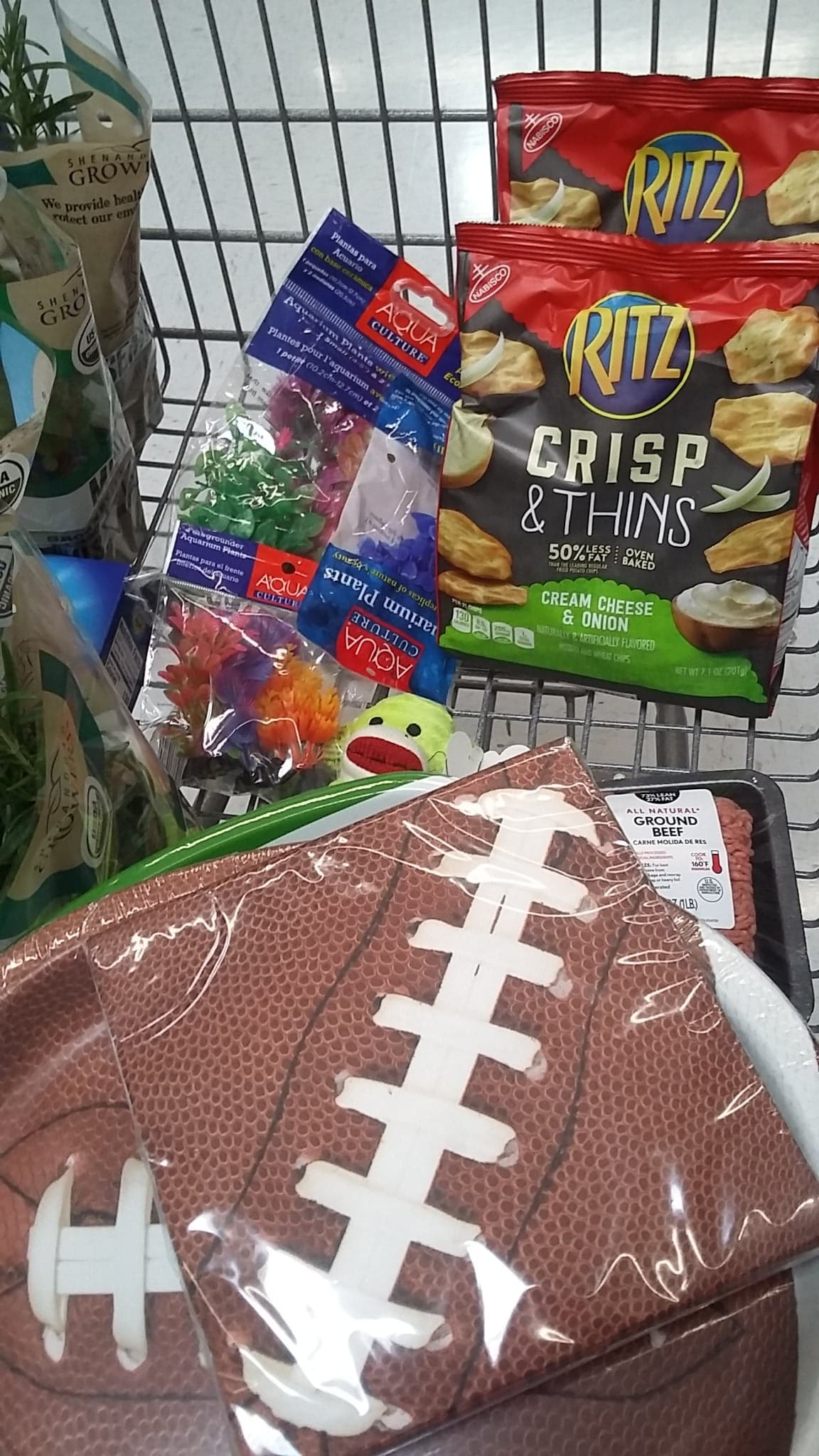 Win Six $50 Walmart Gift Cards & one$200 Walmart Gift Card Plus Ibotta Savings RITZ Crisp & Thins #RITZBlitz, #IC, #ad