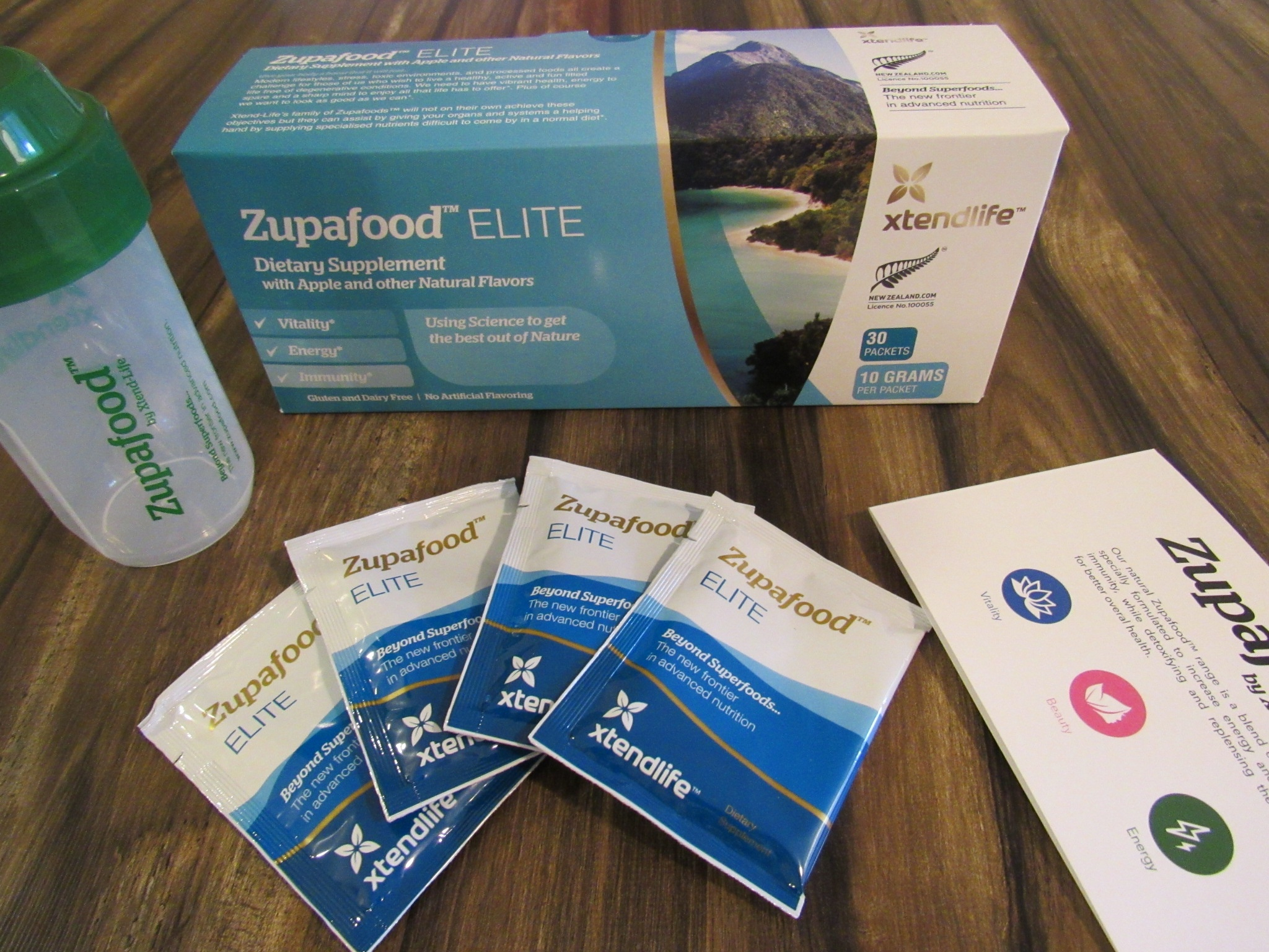 More Energy to Take on the World With Xtend-Life Zupafood™ ELITE #PromoCode #Savings #ad