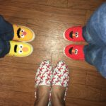 Mommy And Me Sesame Street x TOMS Shoes