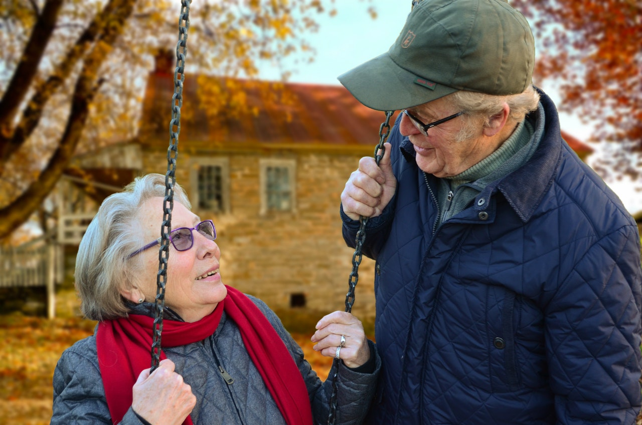 How To Help An Aging Parent Grow Old