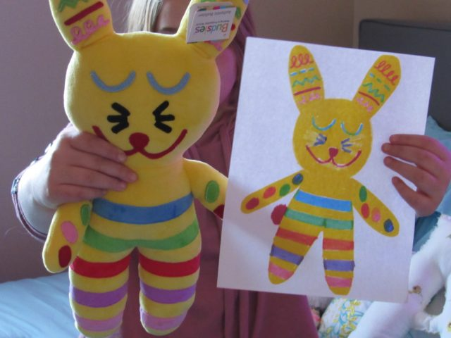 Easter Gift Idea, Custom Stuffed Animals From a Drawing