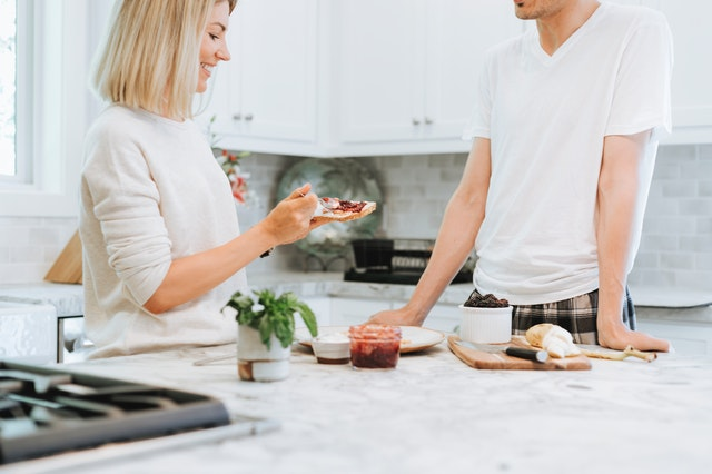 How To Have a Happy Kitchen Makeover
