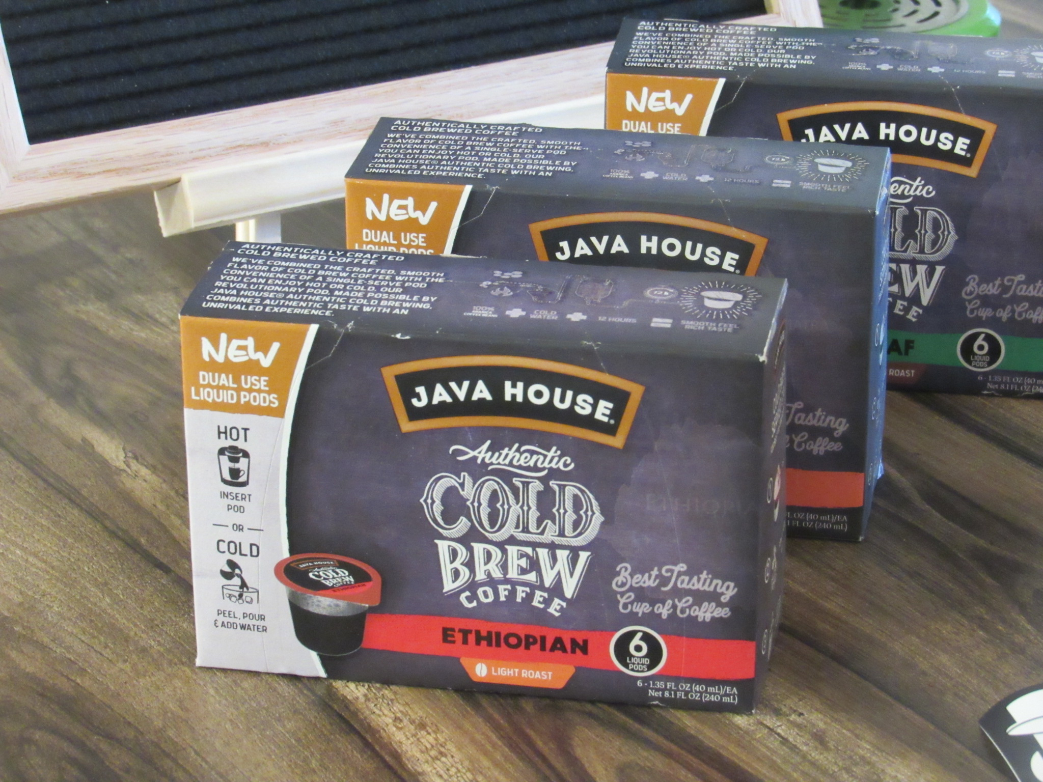 National Cold Brew Day April 20 Plus SAVINGS PROMO CODE #javahouse