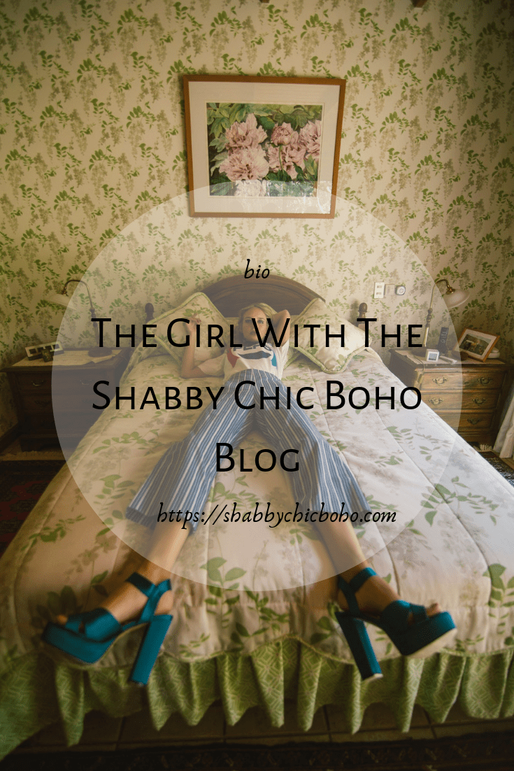 The Girl With The Shabby Chic Boho Blog