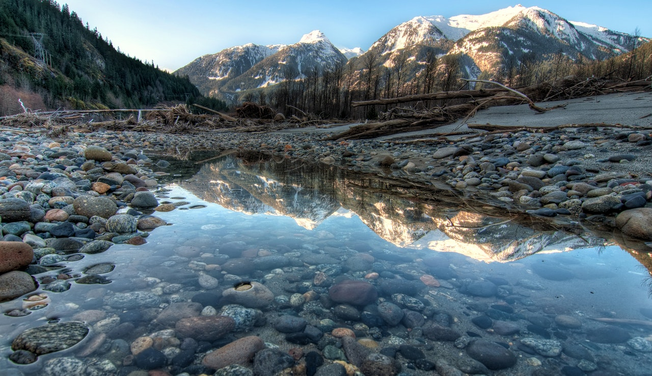 Go West: The Sheer Untapped Beauty Of British Columbia