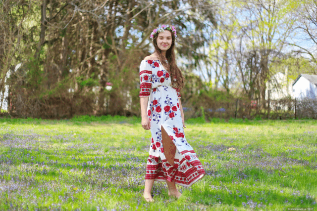 Adding Spring Fun To Your Outfit In April
