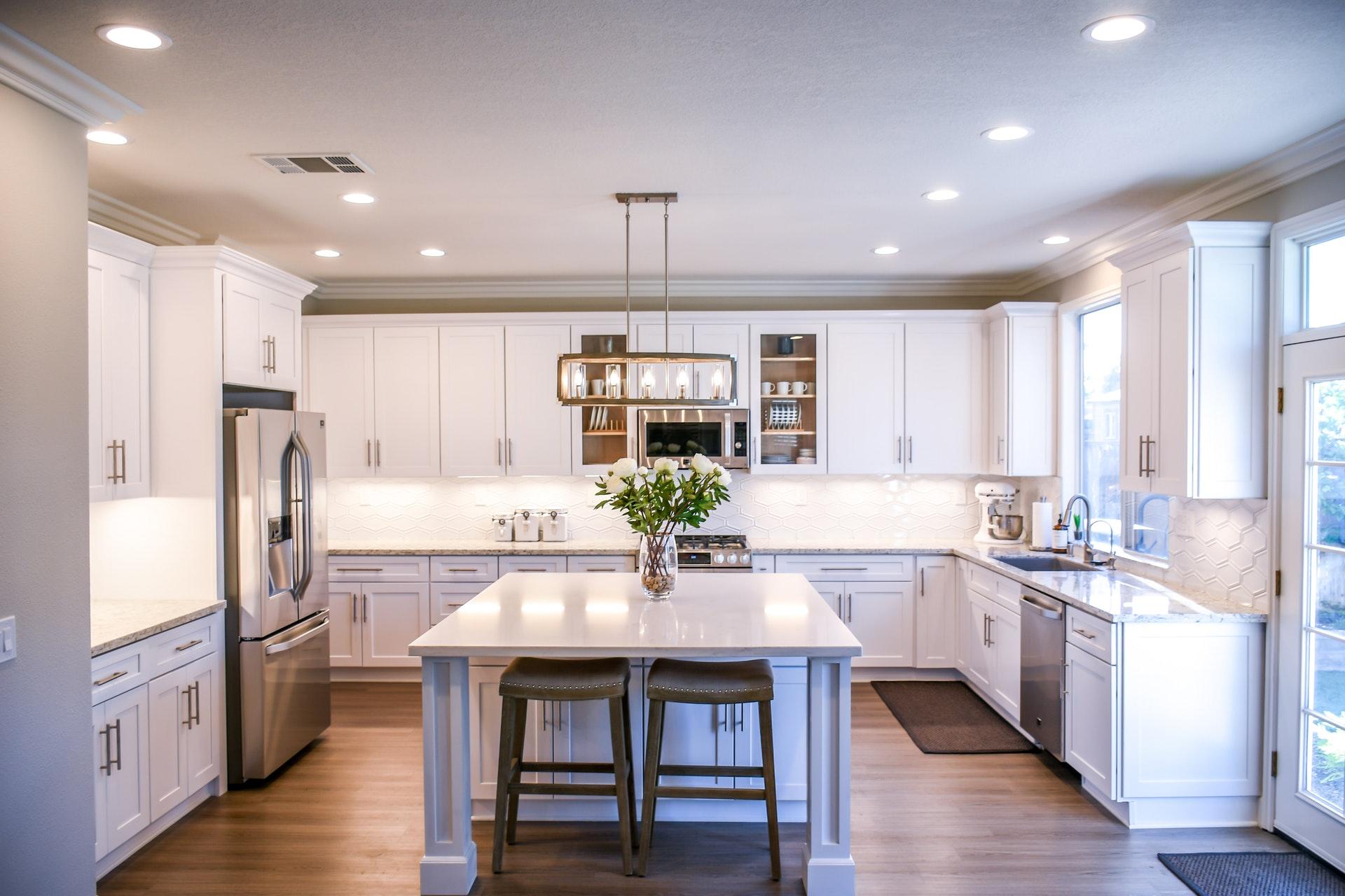 How to Install LED Under Cabinet Lighting – Shabby Chic Boho