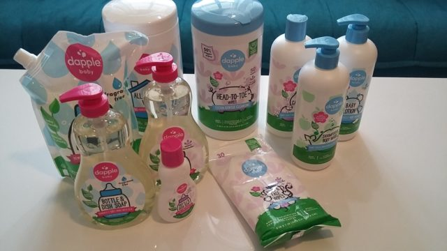 Dapple Baby Household and Personal Care