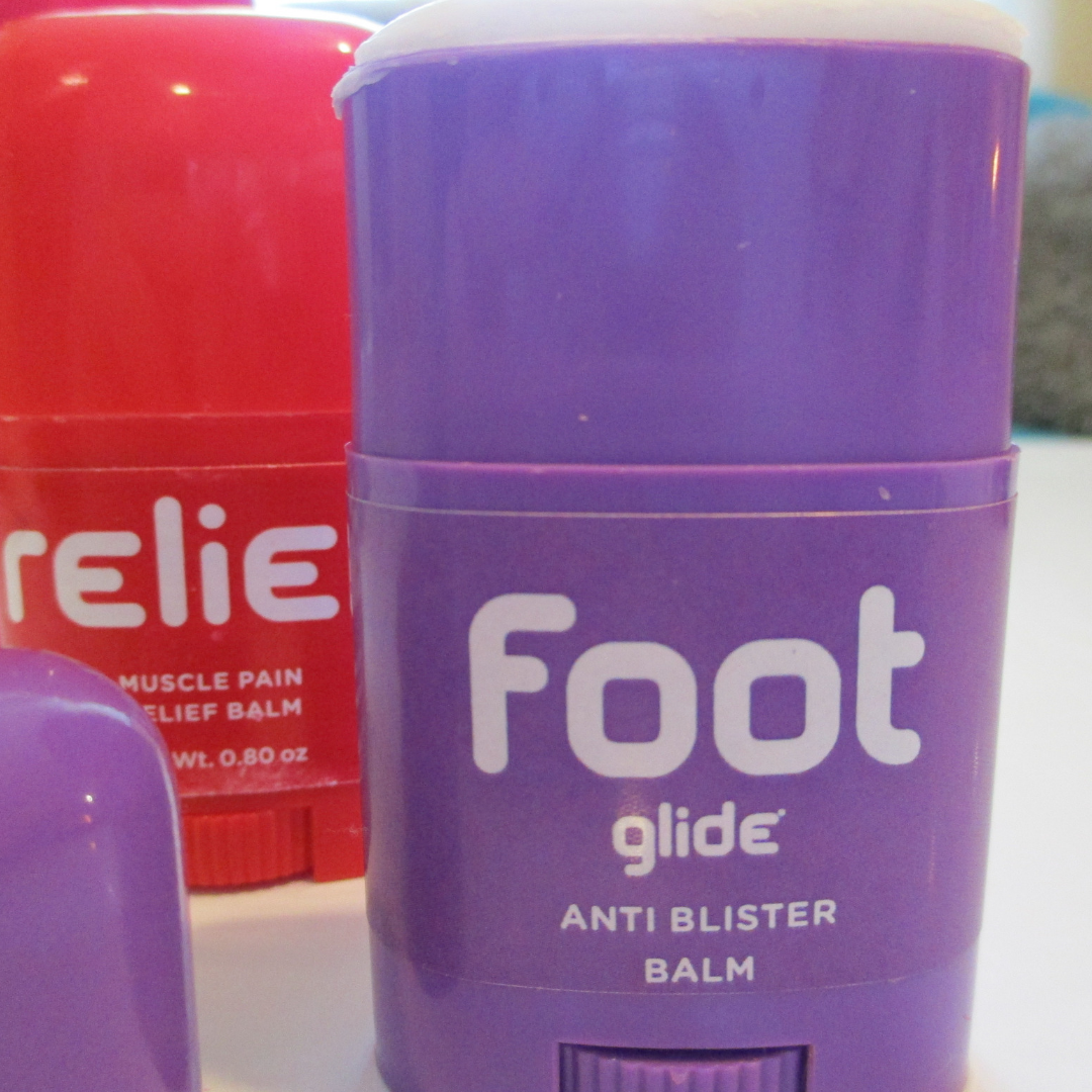 Pain and Chafing Relief With Body Glide
