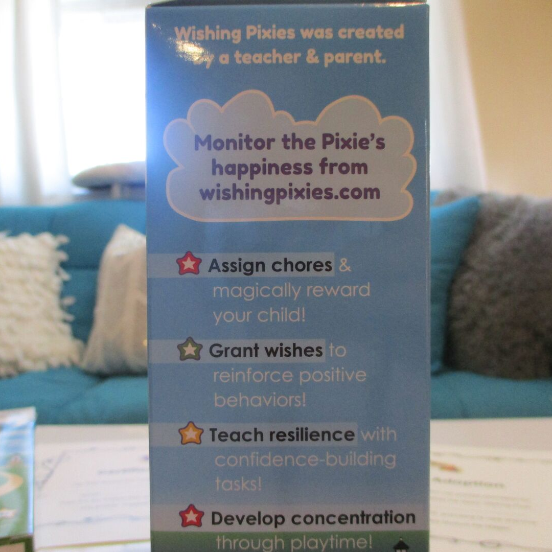 Encourage Good Behavior With Wishing Pixies