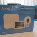 Angelcare Baby Breathing Monitor with Video