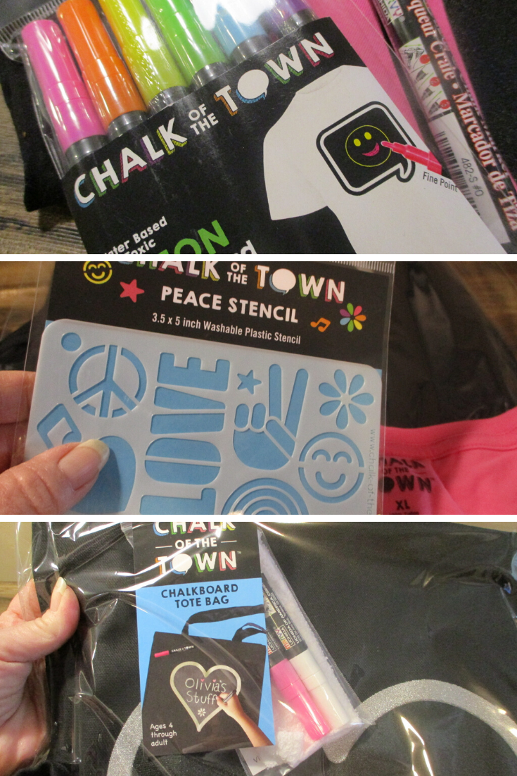 Chalk of the Town T Shirts and Totes