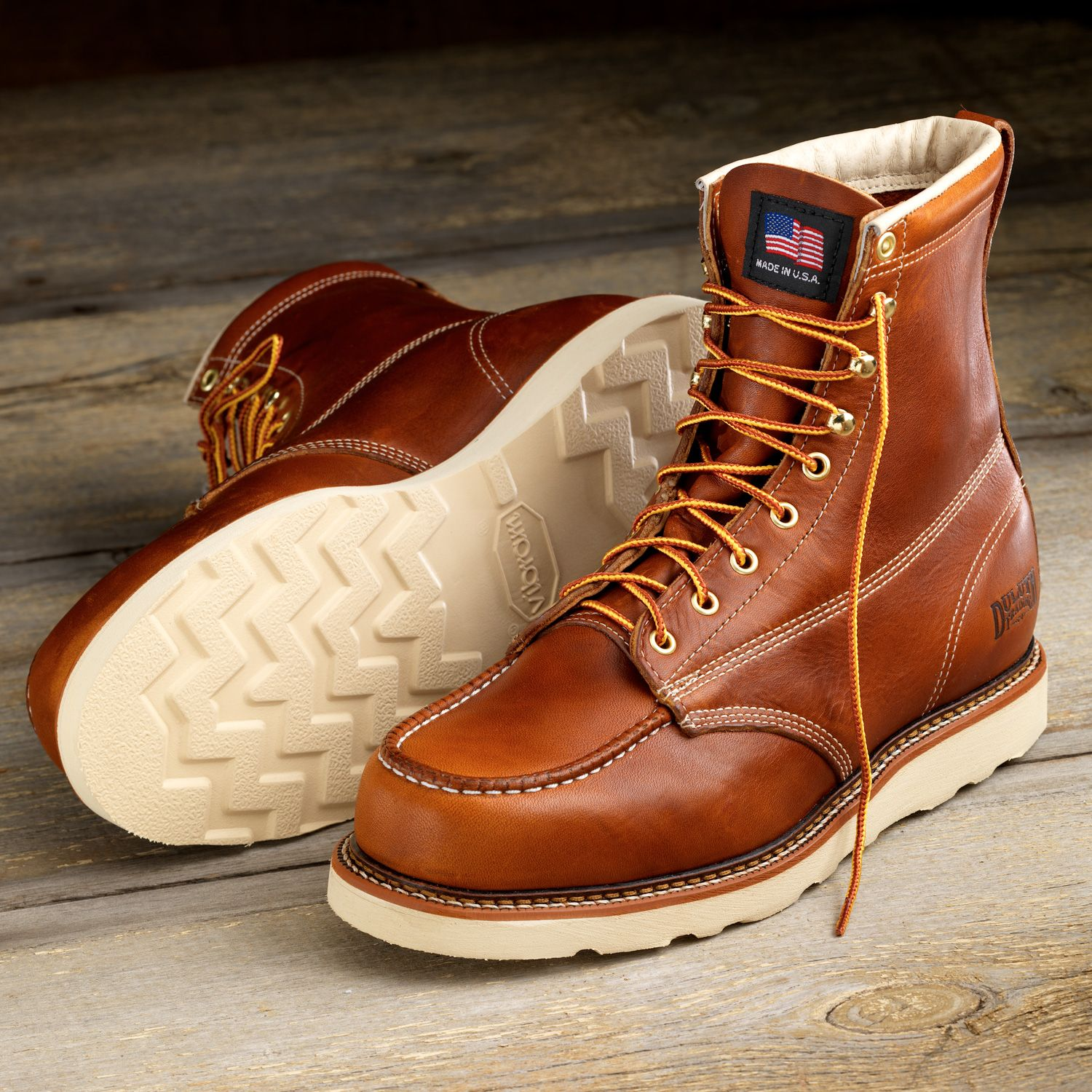 Where To Buy a Fashionable & High-Quality Moc Toe Boot For Working Men