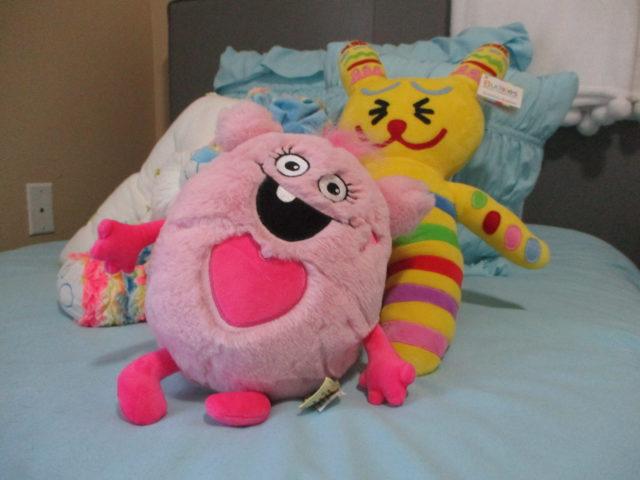 Snuggle Monster Hide & Seek Bedtime