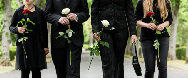 The Dos and Don'ts Of Dressing For A Funeral
