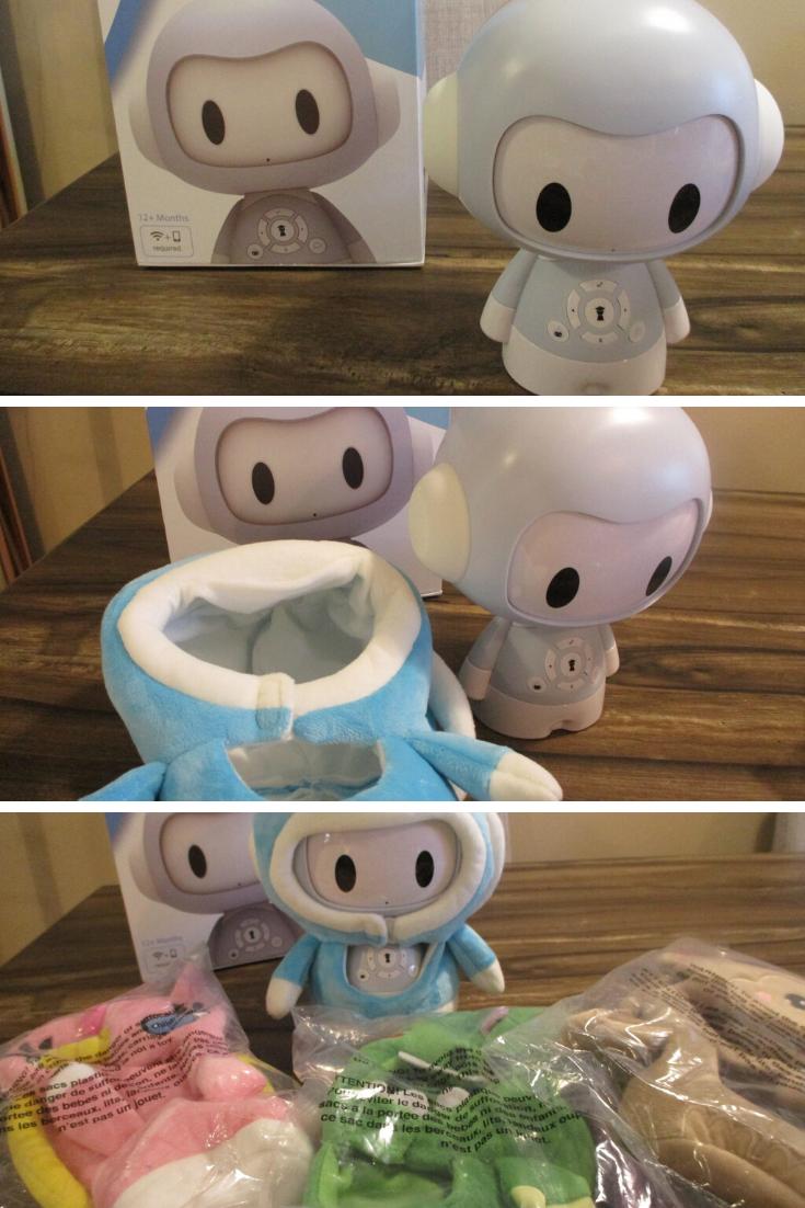 Christmas Gift for Kids CODI the Storytelling Robot #christmasgiftguide2019 #gifts #giftsforkids #kids #codi