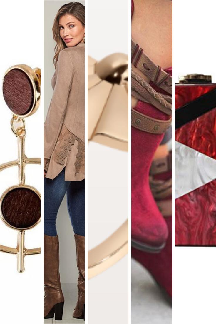 Fall Fashion Geometric Pieces