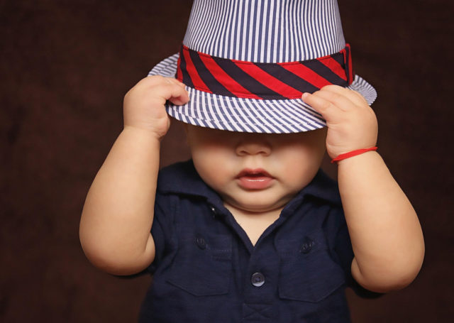 How to Dress a Baby Boy in His First 2 Years