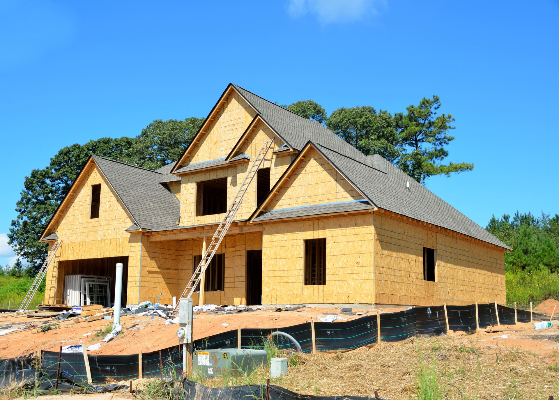 Top 5 Homebuilding Trends