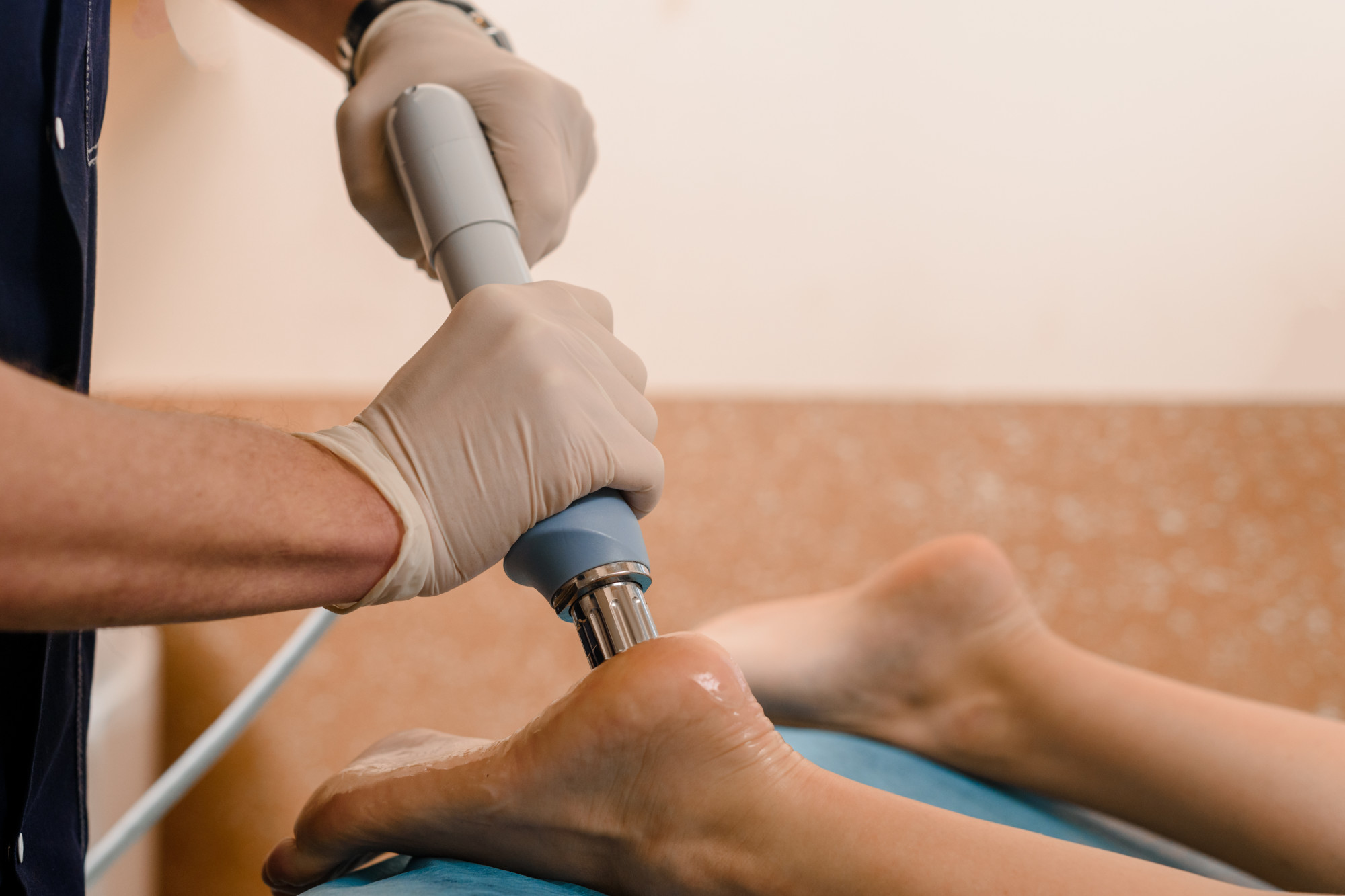 What Is Extracorporeal Shock Wave Therapy?