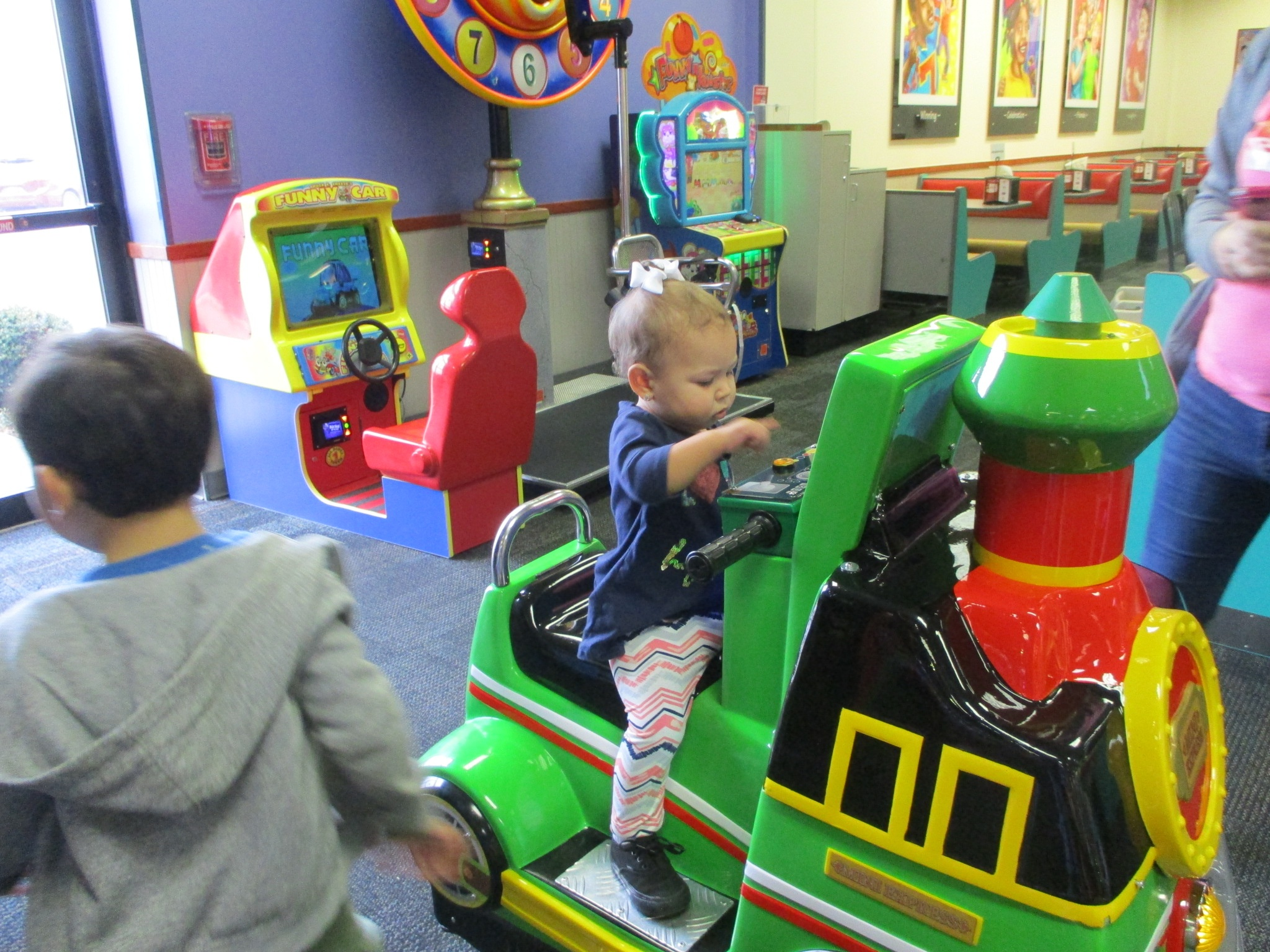 Stress Free Kids Birthday Parties Chuck E. Cheese