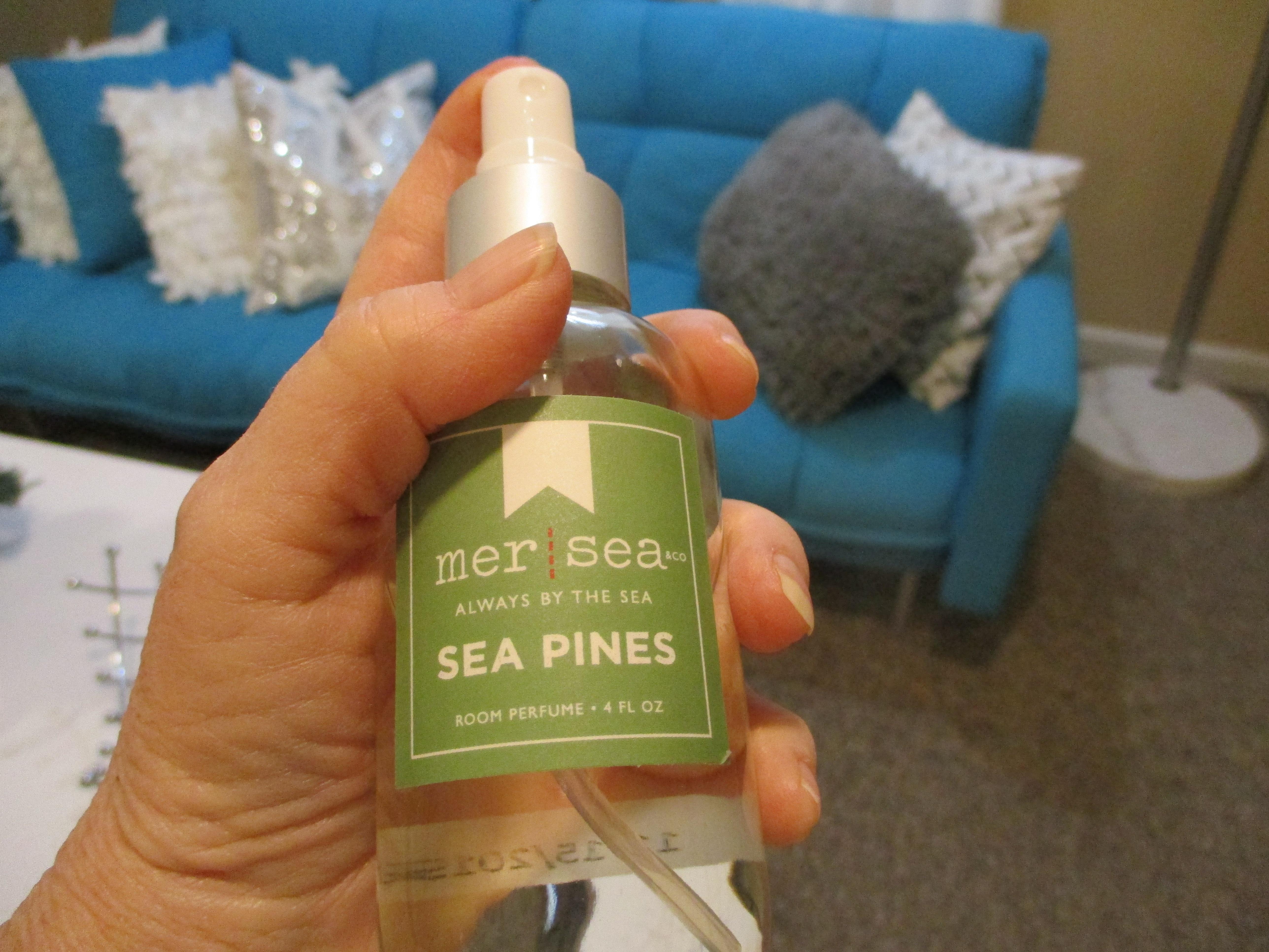 Mer-Sea Sea Pines For Christmas Room Spray Save 10%