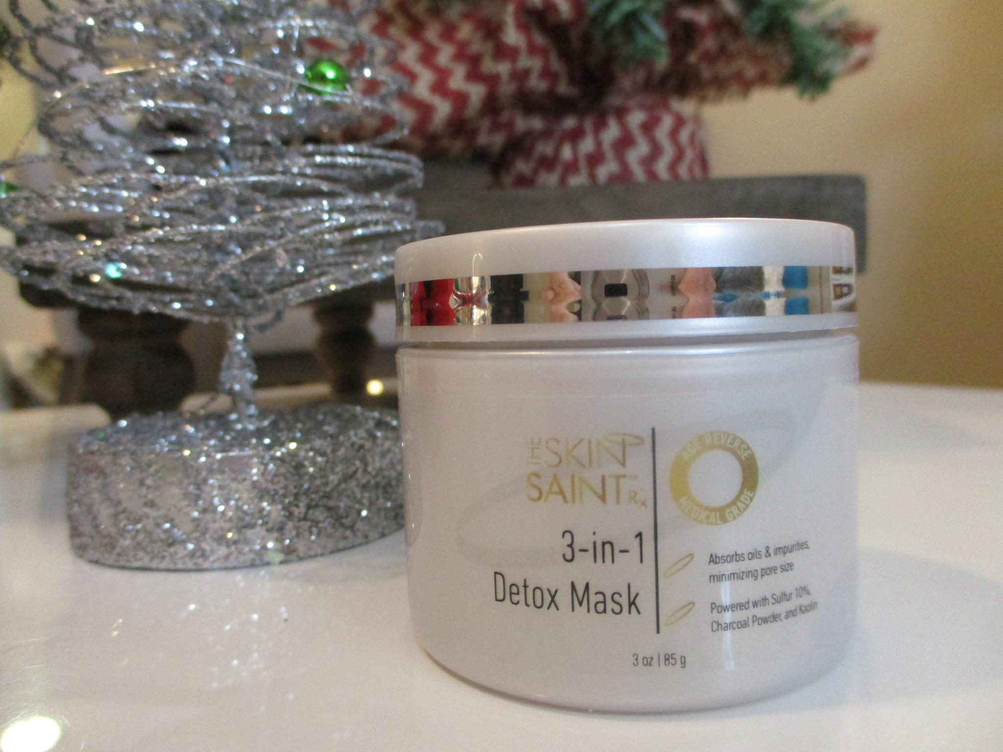 3 in 1 Detox Mask for Acne Sufferers