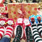 Stocking Stuffer Idea, Christmas Socks