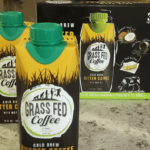 Year Round Grass Fed Cold Brew Butter Coffee