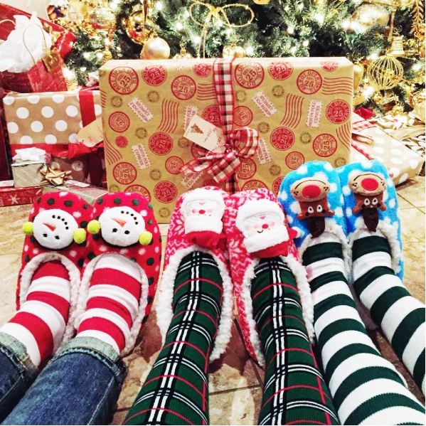 Stocking Stuffer Idea, Christmas Socks
