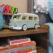 Vintage Toys for Kids Holiday Campervan